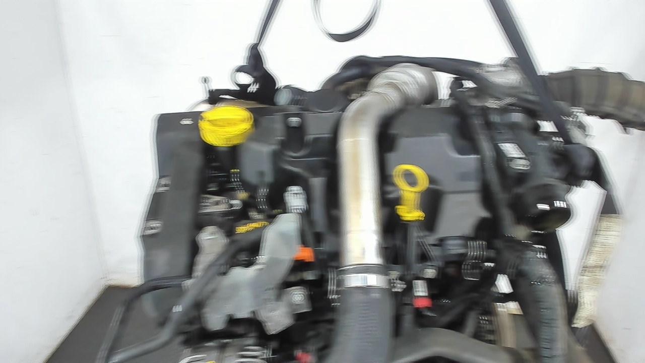 Двигатель (ДВС) Nissan Qashqai  1.5 л Дизель
