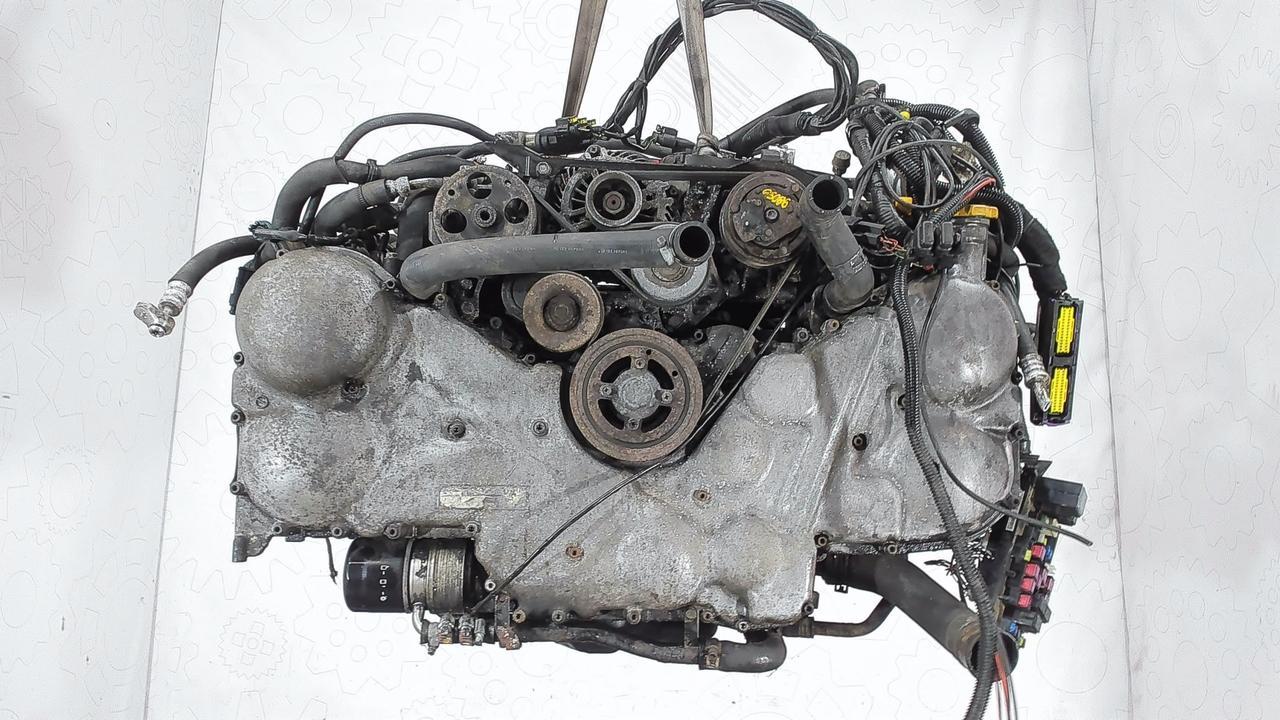 Двигатель (ДВС) Subaru Legacy (B13)  3 л Бензин