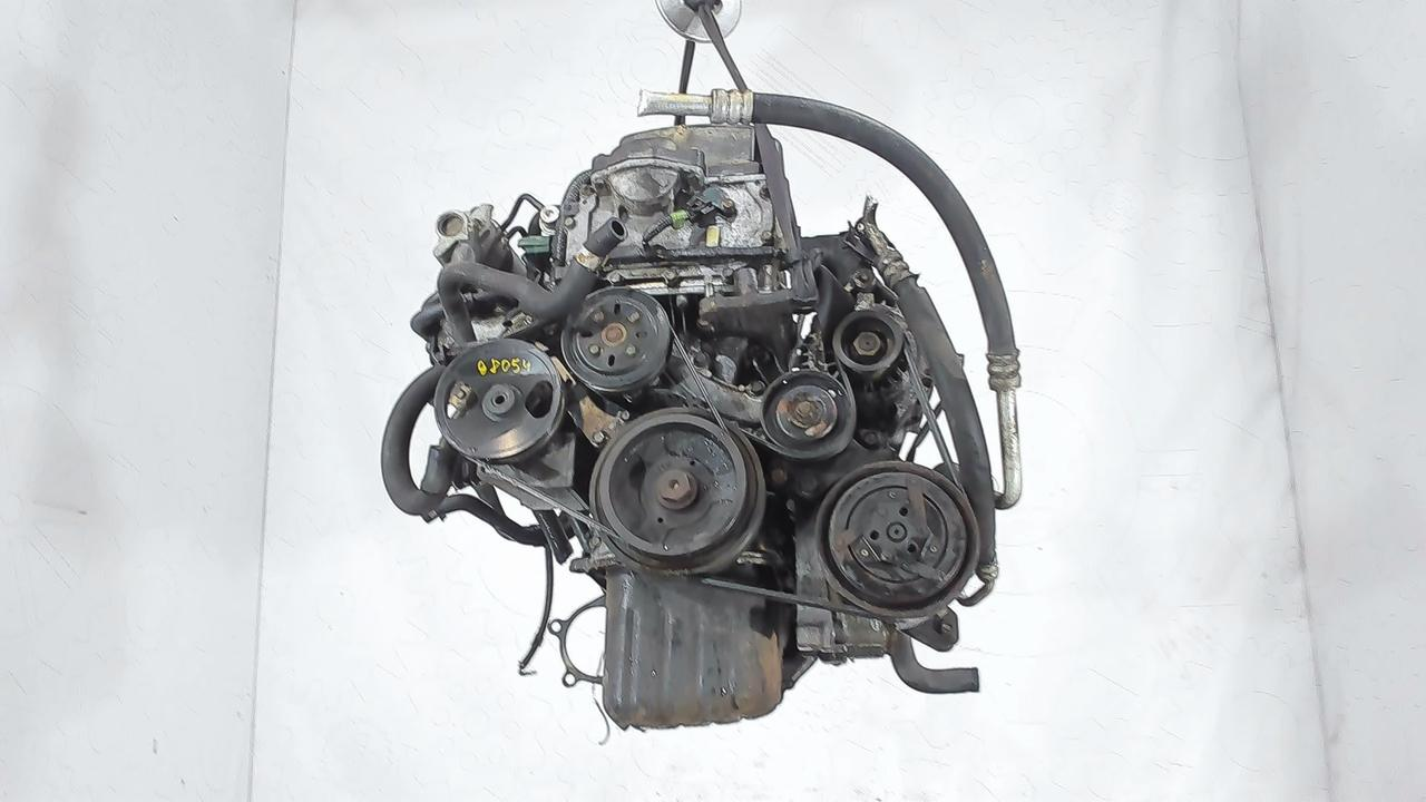 Двигатель (ДВС) Nissan Almera N16  1.8 л Бензин