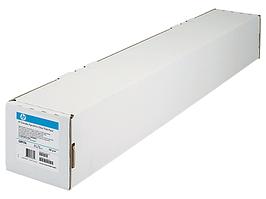 Бумага HP Heavyweight Coated Paper 130 гр/м2, 1067 мм x 67,5 м (арт. Q1956A)