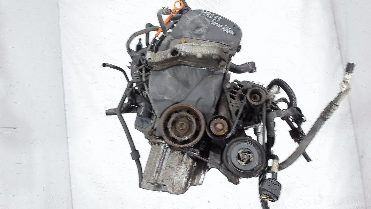 Двигатель (ДВС) Seat Ibiza 4  1.4 л Бензин