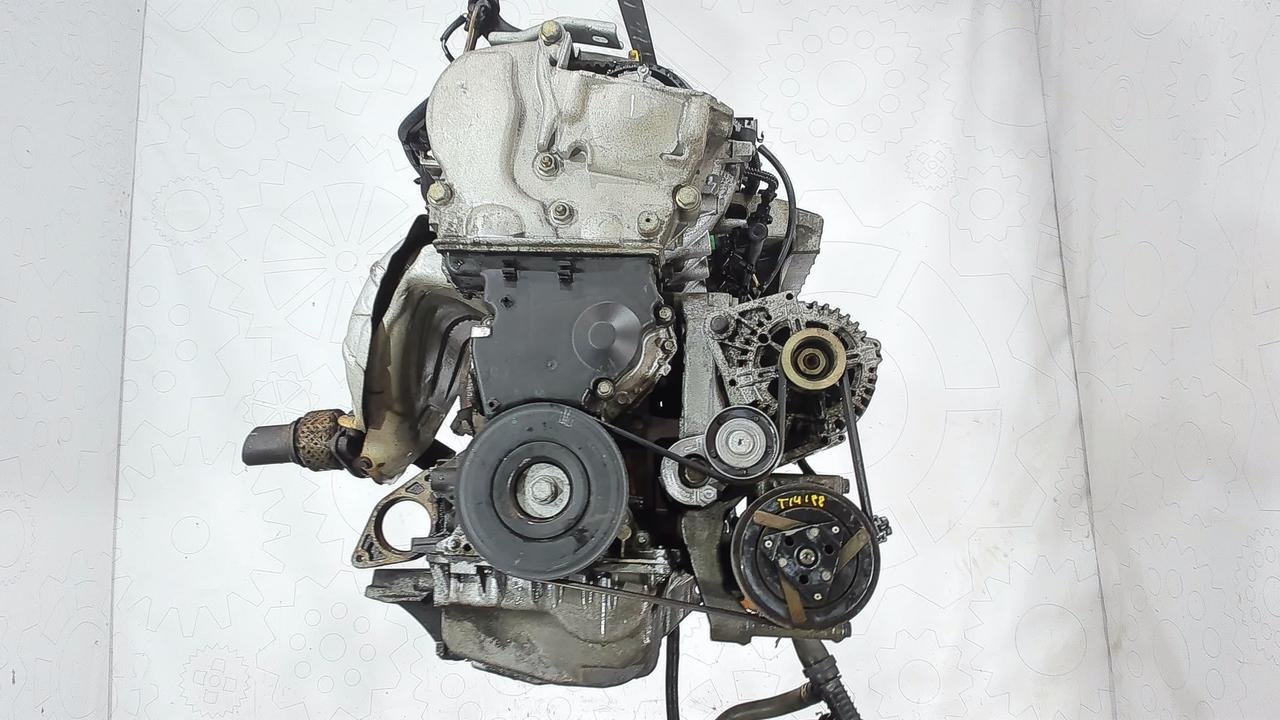 Двигатель (ДВС) Renault Scenic  2 л Бензин