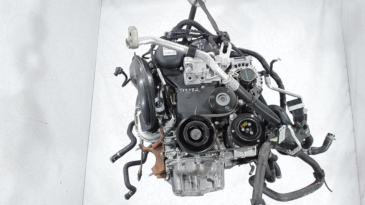 Двигатель (ДВС) Ford Kuga  1.5 л Бензин