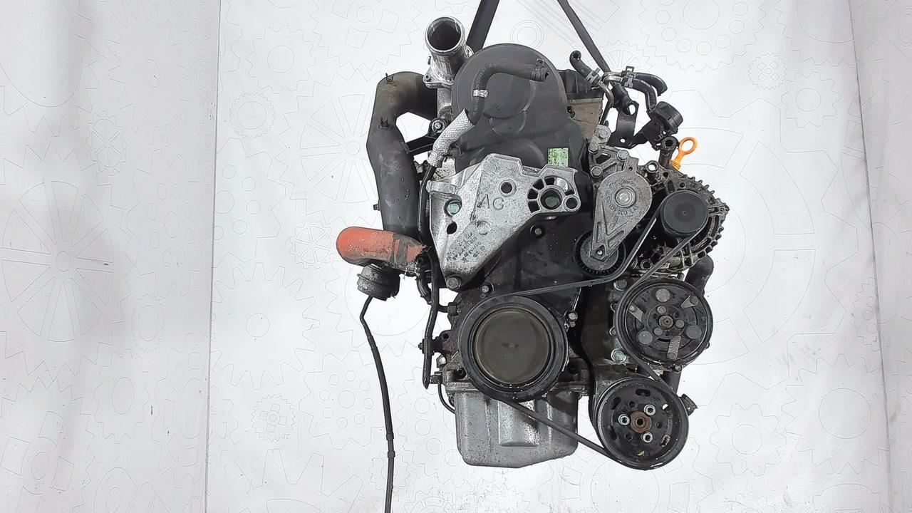 Двигатель (ДВС) Volkswagen Bora 1.9 л Дизель