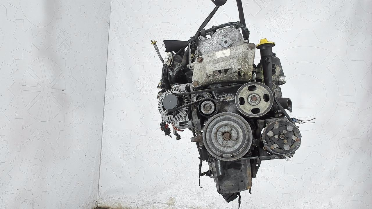 Двигатель (ДВС) Opel Corsa C  1.3 л Дизель