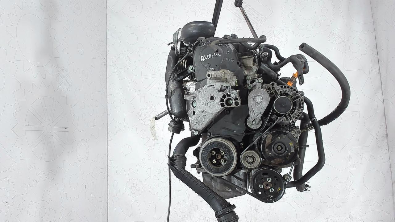 Двигатель (ДВС) Audi A3 (8L1)  1.9 л Дизель