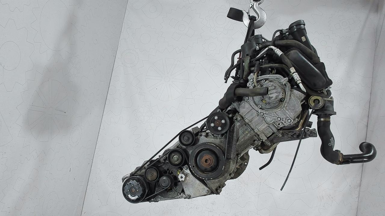 Двигатель (ДВС) Mercedes A W168  1.7 л Дизель