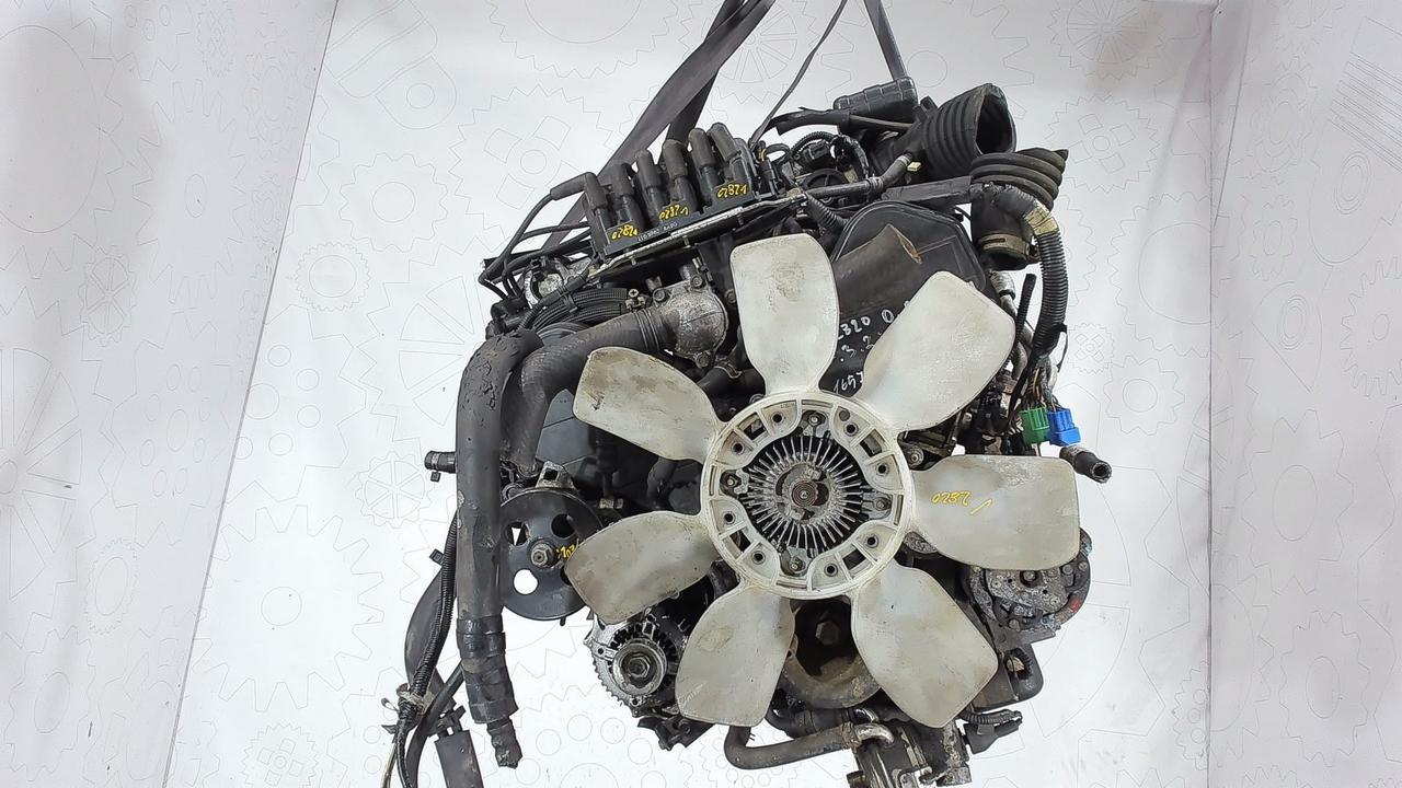 Двигатель (ДВС) Opel Monterey 3.2 л Бензин