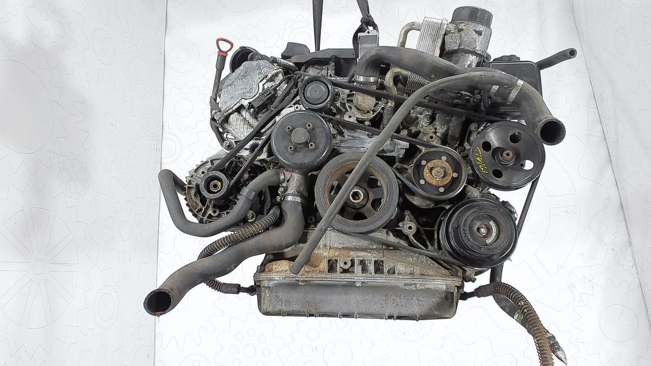 Двигатель (ДВС) Mercedes C W202  2.4 л Бензин