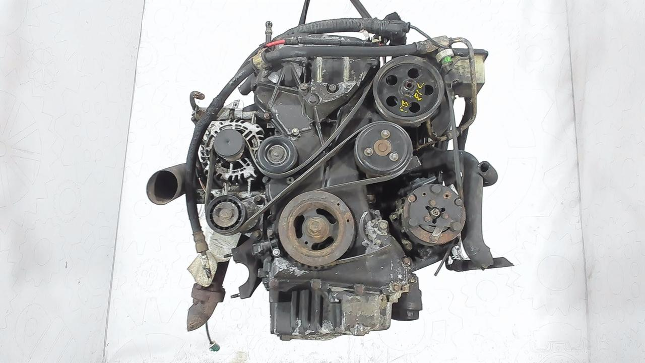 Двигатель (ДВС) Ford Mondeo 3  1.8 л Бензин