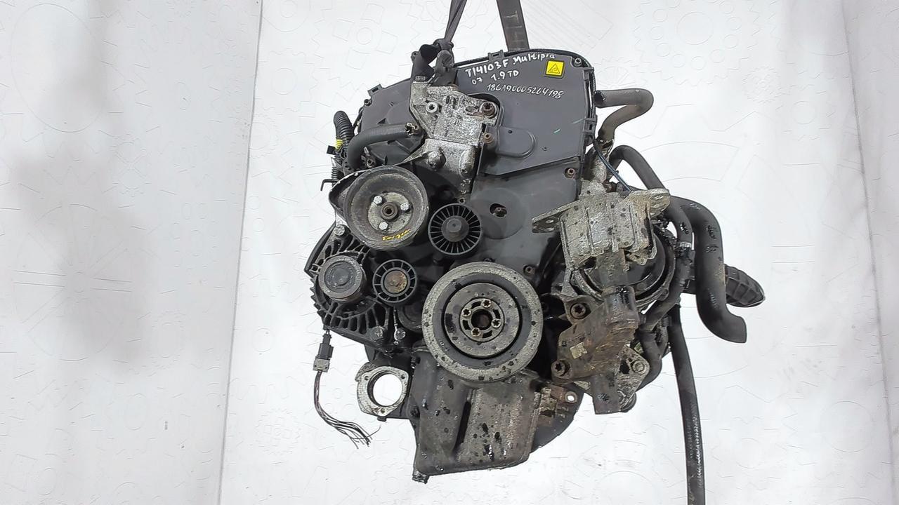 Двигатель (ДВС) Fiat Multipla 1.9 л Дизель
