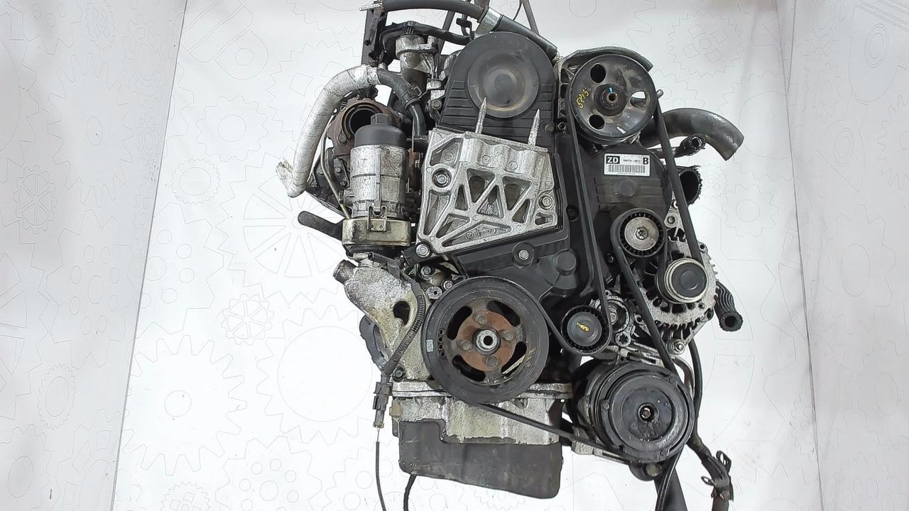 Двигатель (ДВС) Chevrolet Epica 2 л Дизель