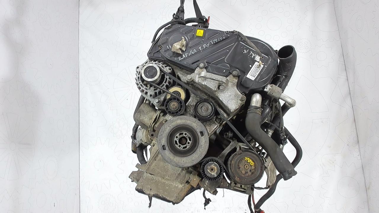 Двигатель (ДВС) Opel Zafira B  1.9 л Дизель