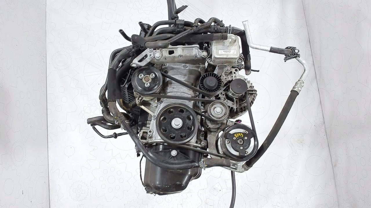Двигатель (ДВС) Skoda Rapid 1.2 л Бензин