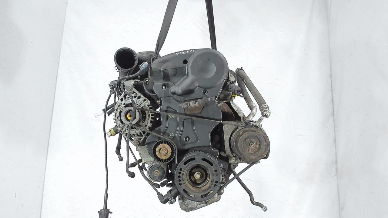 Двигатель (ДВС) Opel Astra G  1.6 л Бензин
