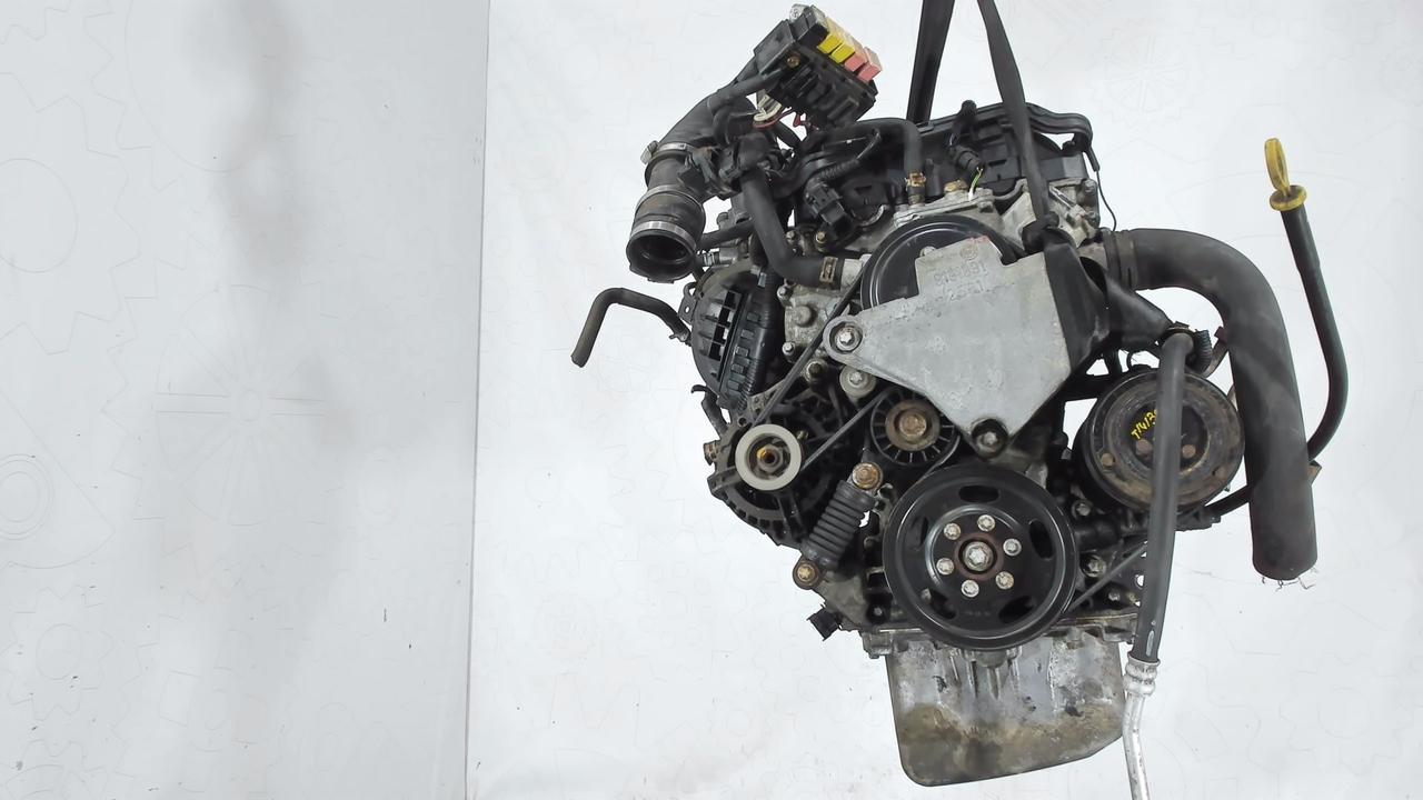 Двигатель (ДВС) Opel Agila  1.2 л Бензин