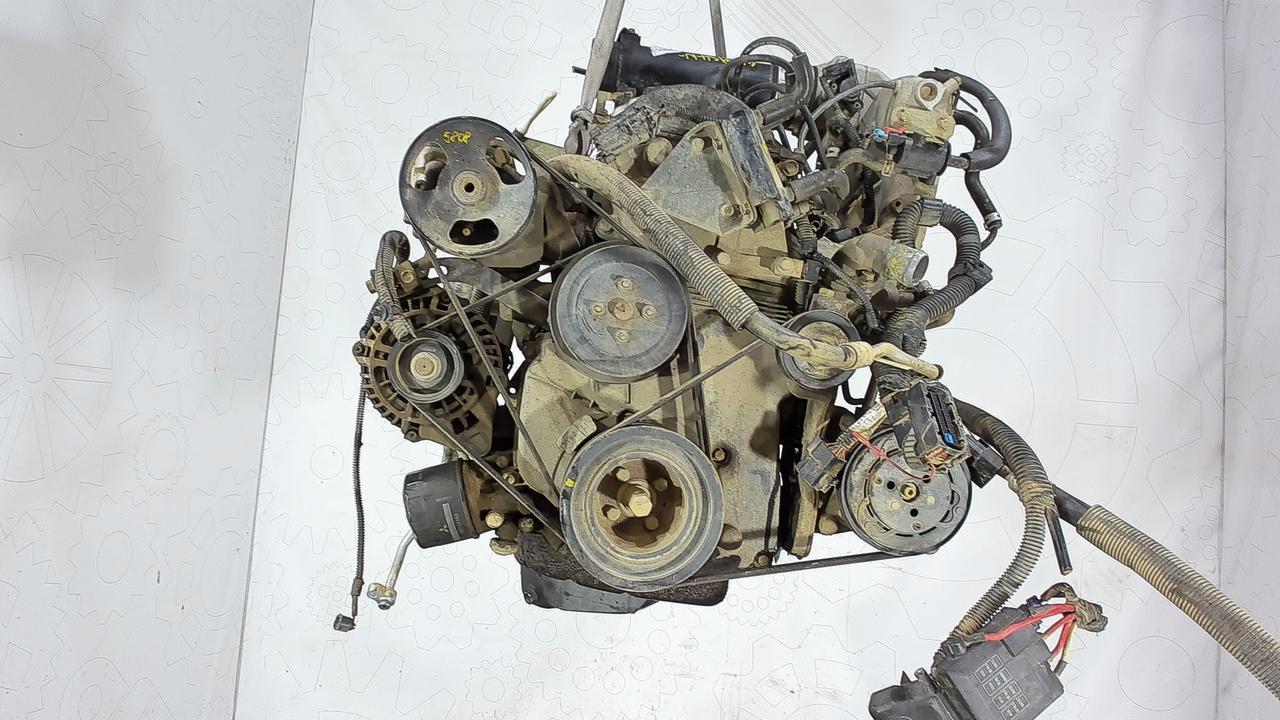 Двигатель (ДВС) Great Wall Wingle  2.4 л Бензин