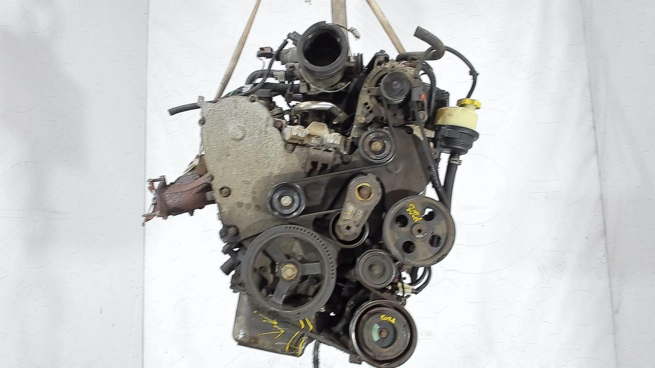Двигатель (ДВС) Chrysler Pacifica  3.5 л Бензин
