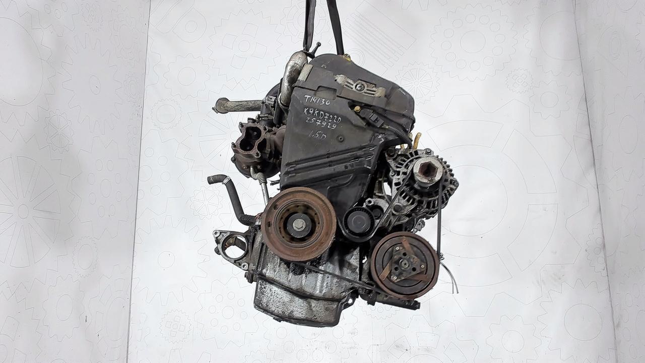Двигатель (ДВС) Renault Megane 2  1.5 л Дизель