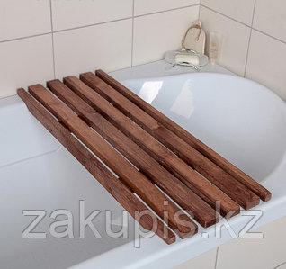 Решетка деревянная на ванну