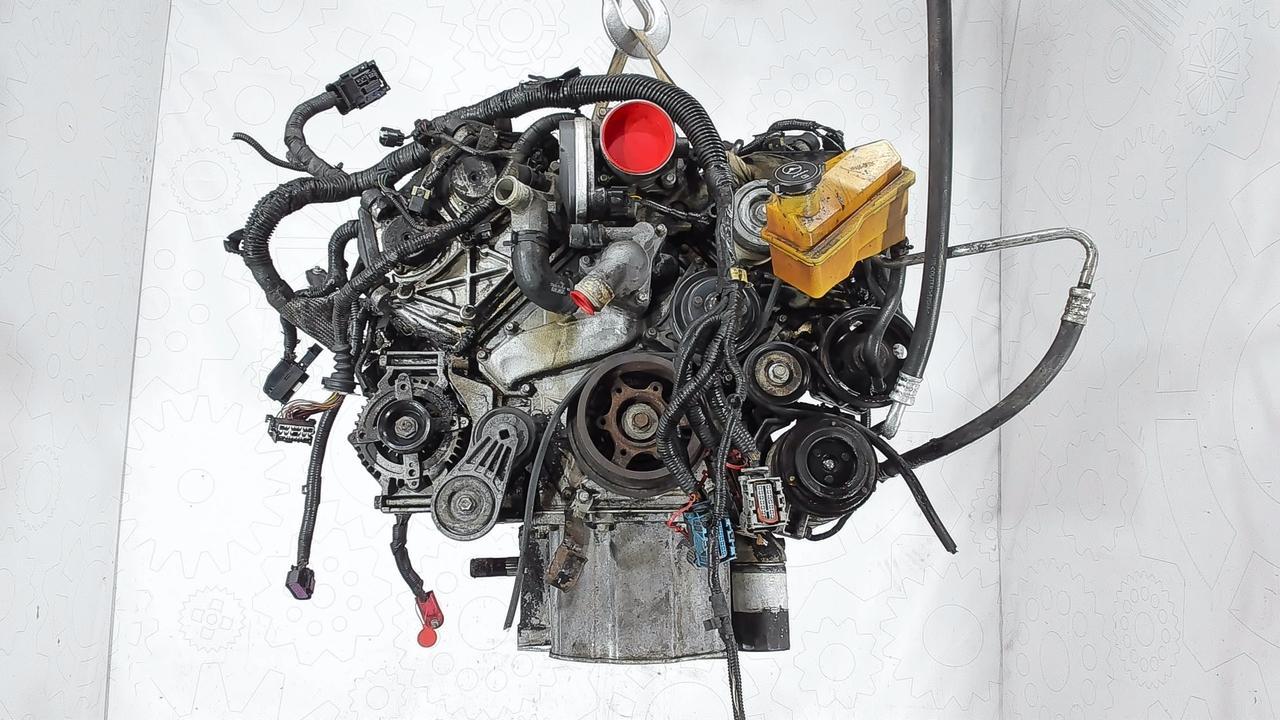 Двигатель (ДВС) Cadillac SRX  4.6 л Бензин