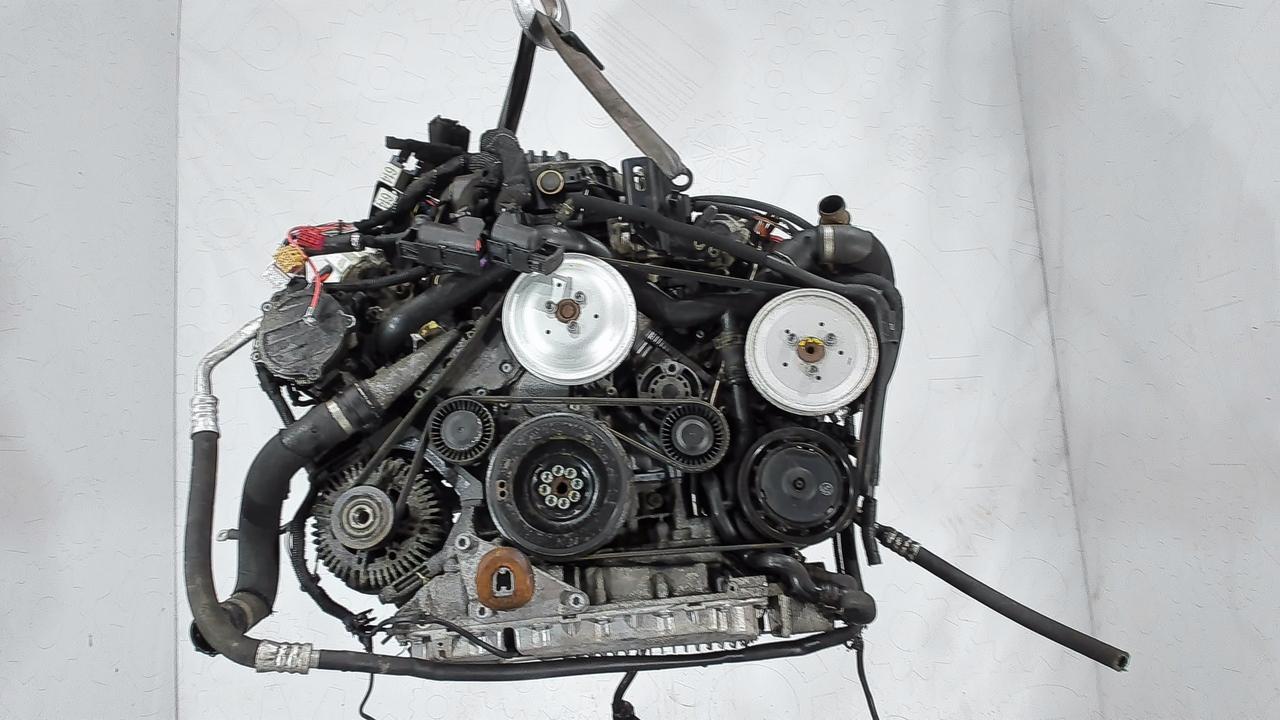 Двигатель (ДВС) Audi A4 (B7)  3.2 л Бензин