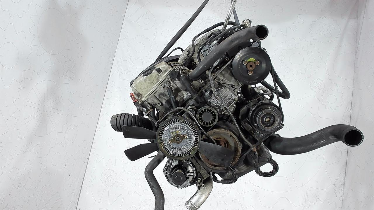 Двигатель (ДВС) Mercedes E W210  3 л Дизель