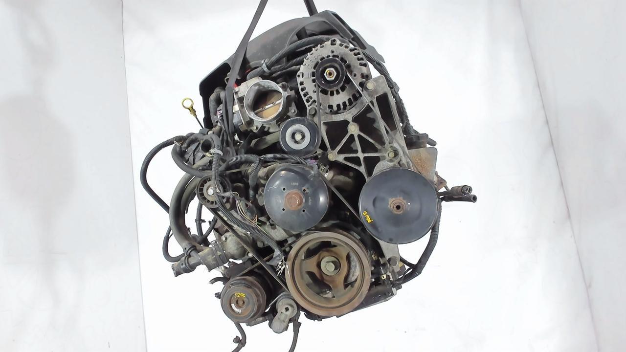 Двигатель (ДВС) Chevrolet Tahoe  5.3 л Бензин