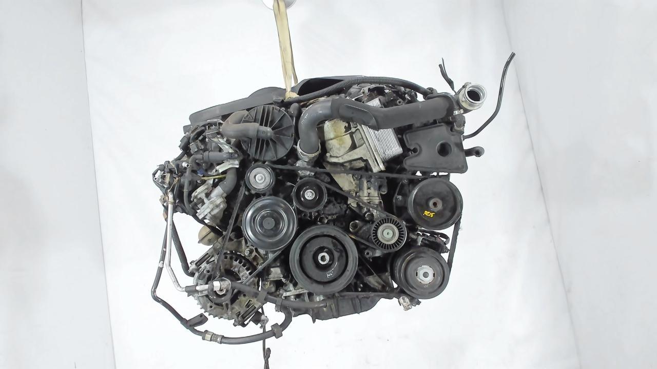 Двигатель (ДВС) Mercedes E W212  5.5 л Бензин