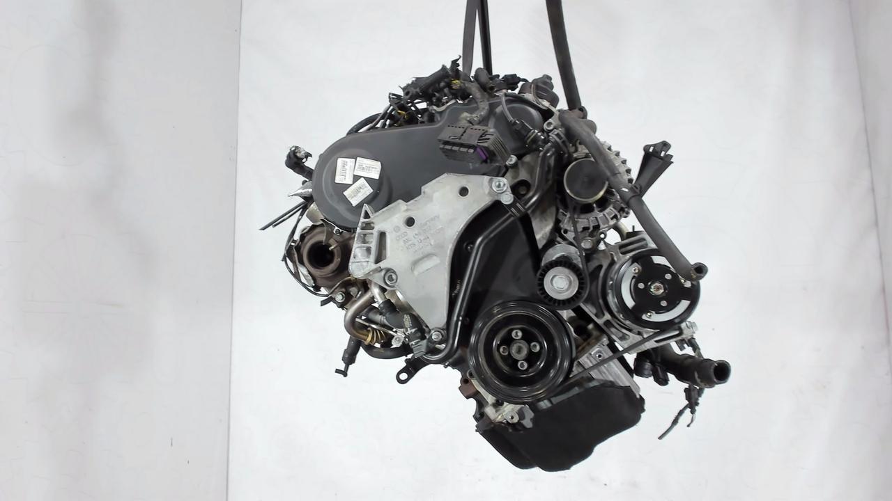Двигатель (ДВС) Skoda Yeti  2 л Дизель