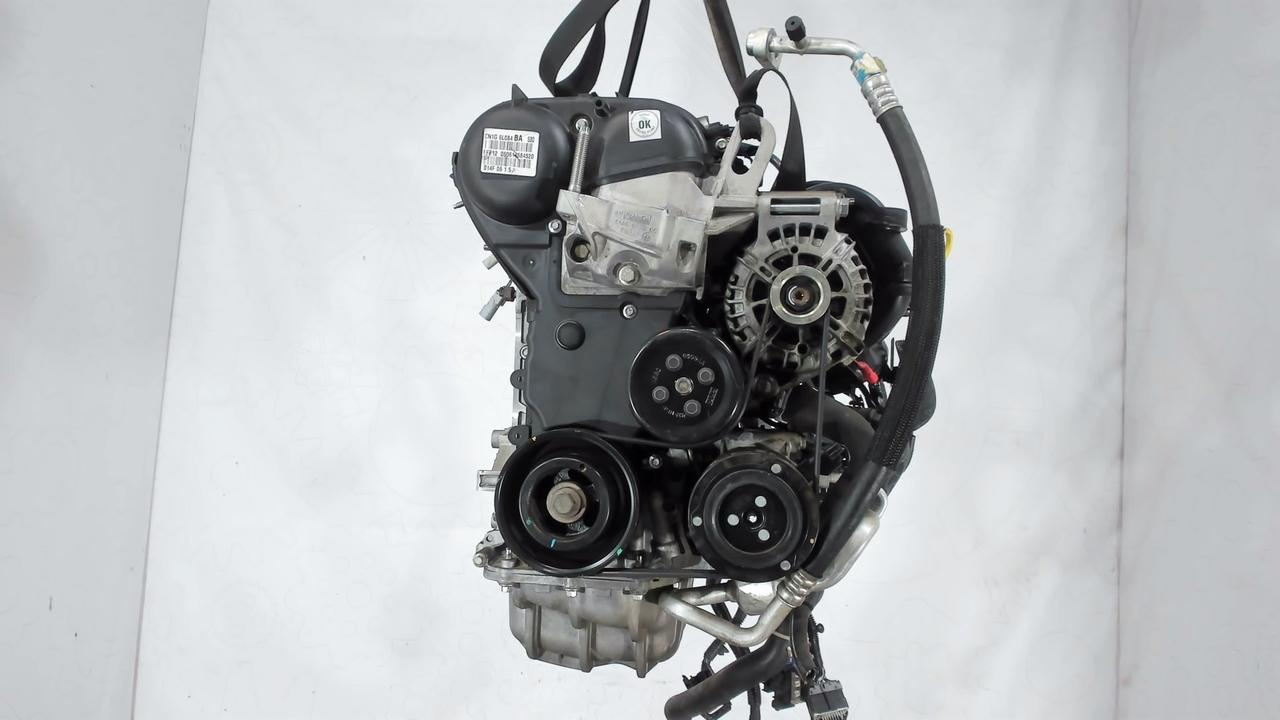 Двигатель (ДВС) Ford EcoSport  1.5 л Бензин