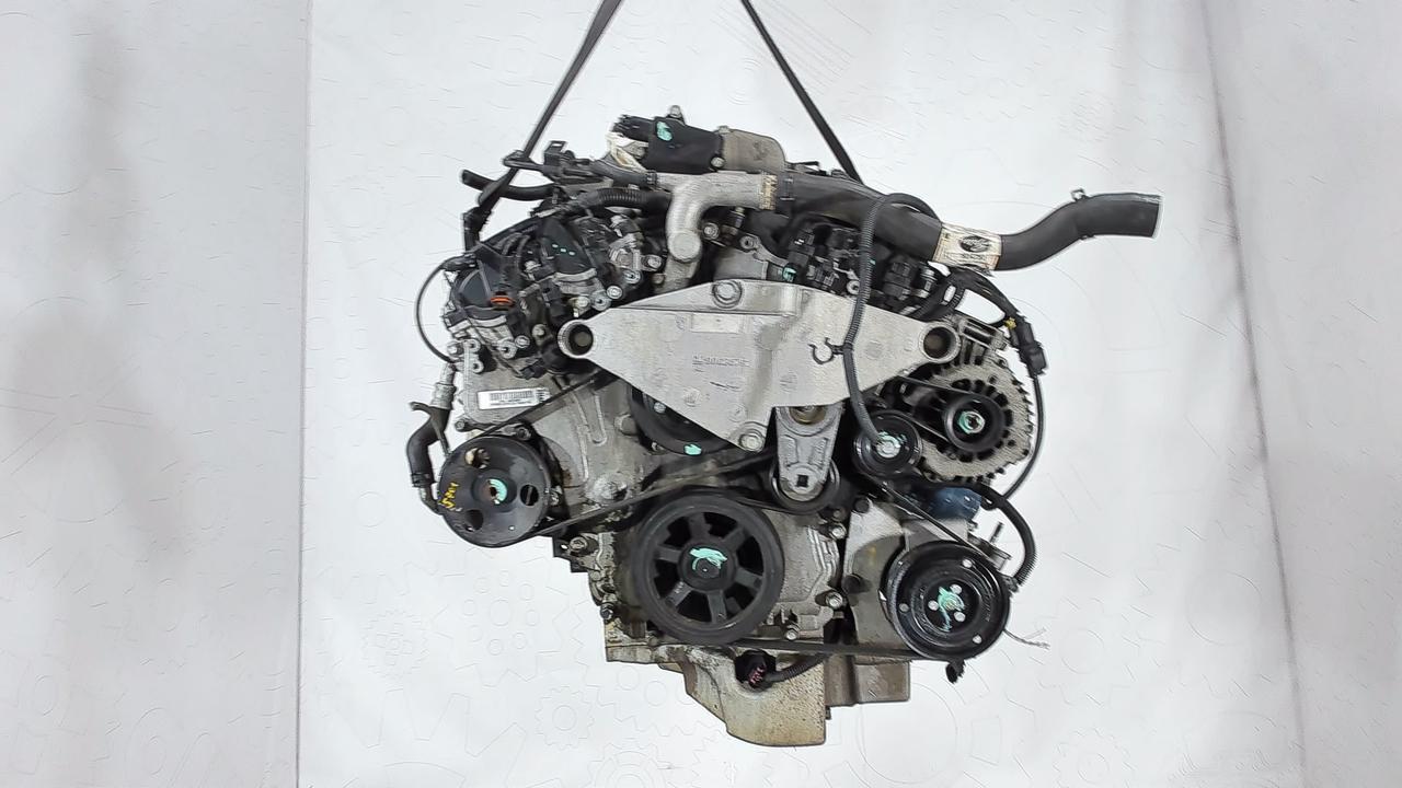 Двигатель (ДВС) Chevrolet Captiva  3.2 л Бензин