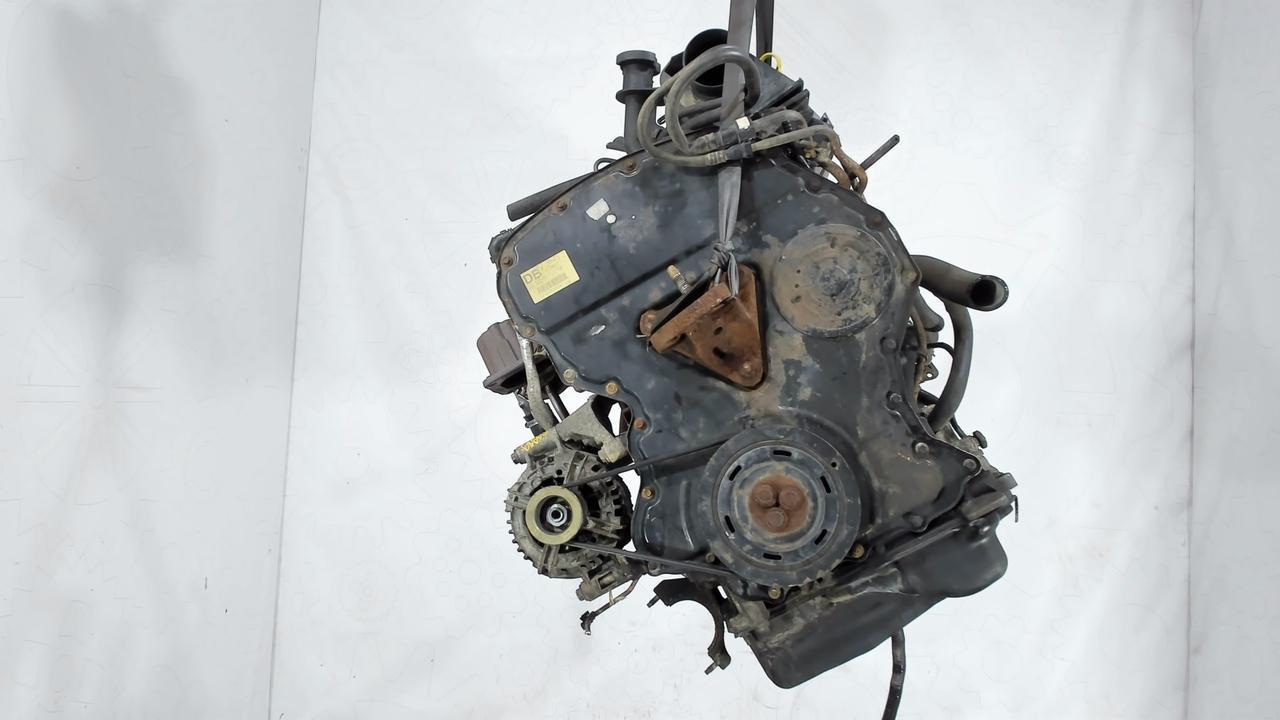 Двигатель (ДВС) Ford Transit  2 л Дизель