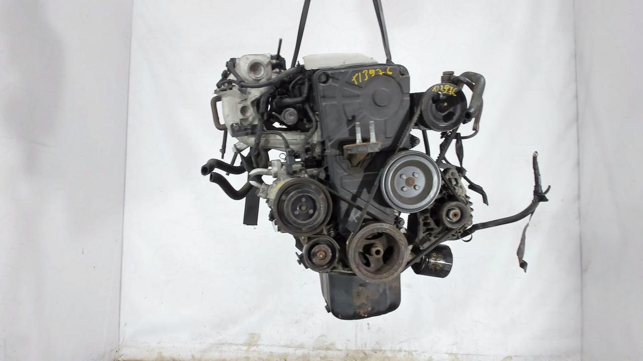 Двигатель (ДВС) Hyundai Accent  1.4 л Бензин