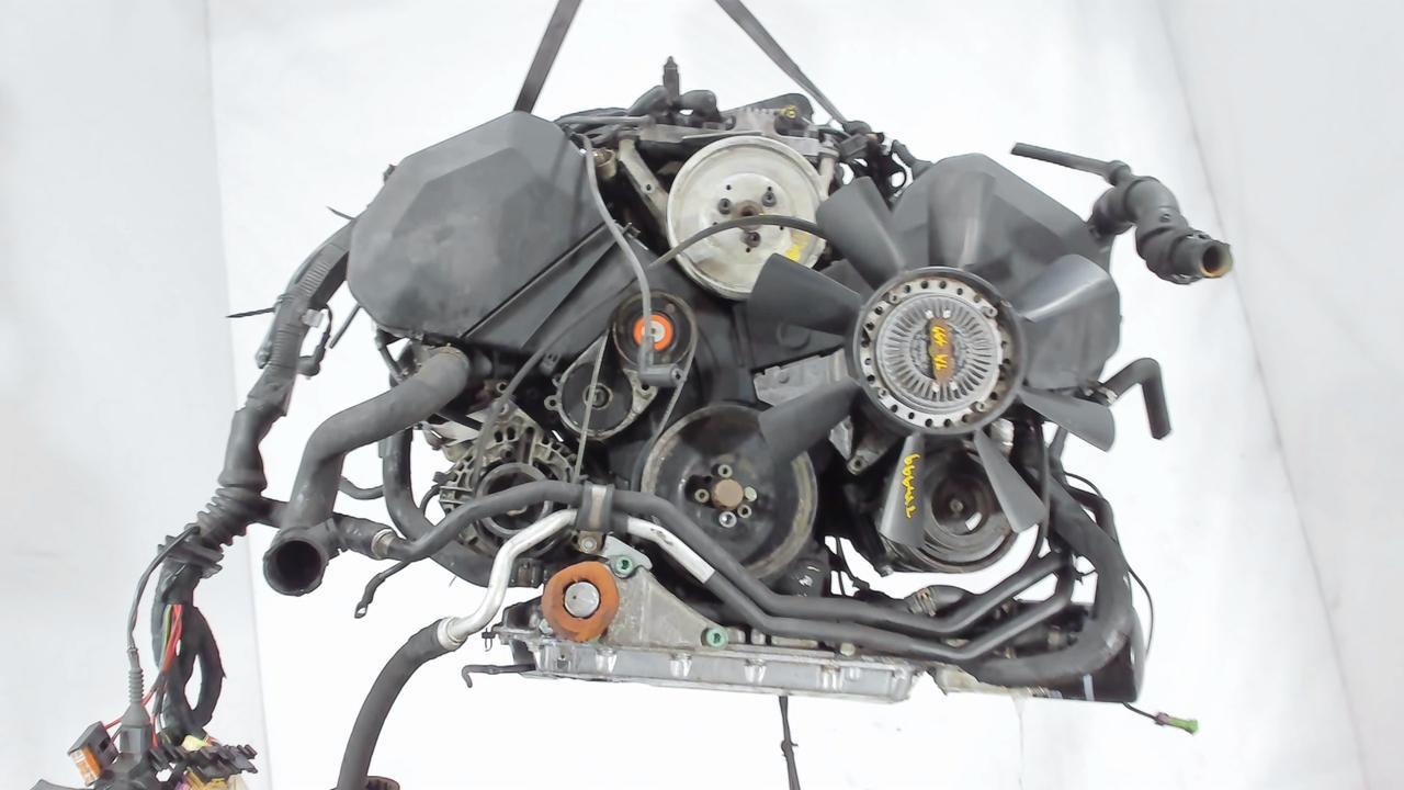 Двигатель (ДВС) Audi A4 (B5)  2.4 л Бензин