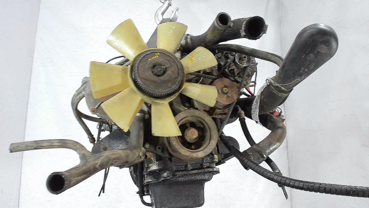 Двигатель (ДВС) Land Rover Discovery 1 1989 2.5 л Дизель