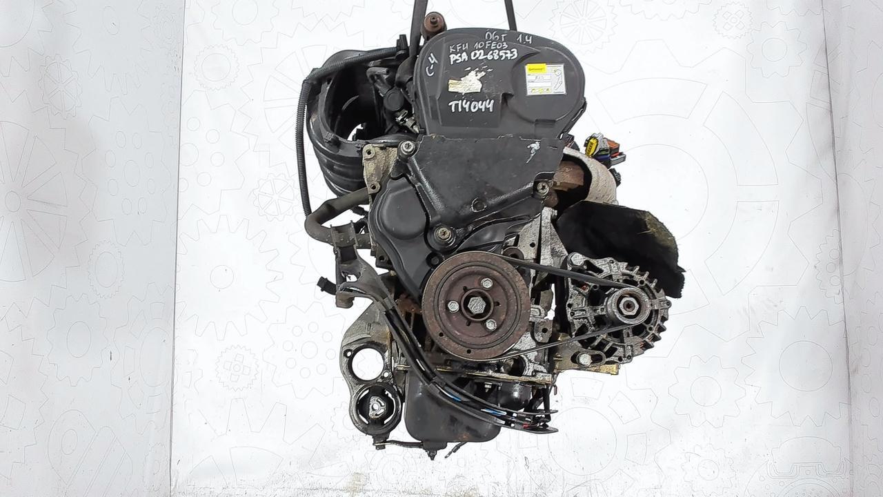 Двигатель (ДВС) Citroen C4  1.4 л Бензин