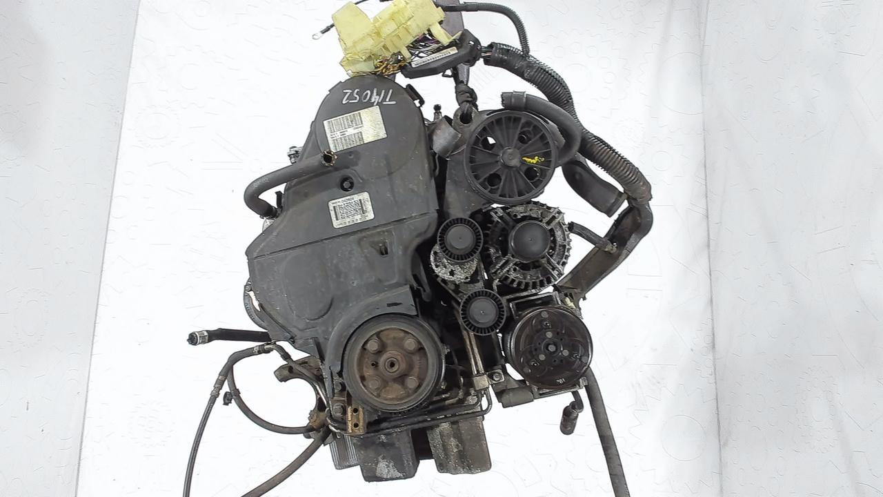 Двигатель (ДВС) Volvo S60  2.4 л Дизель