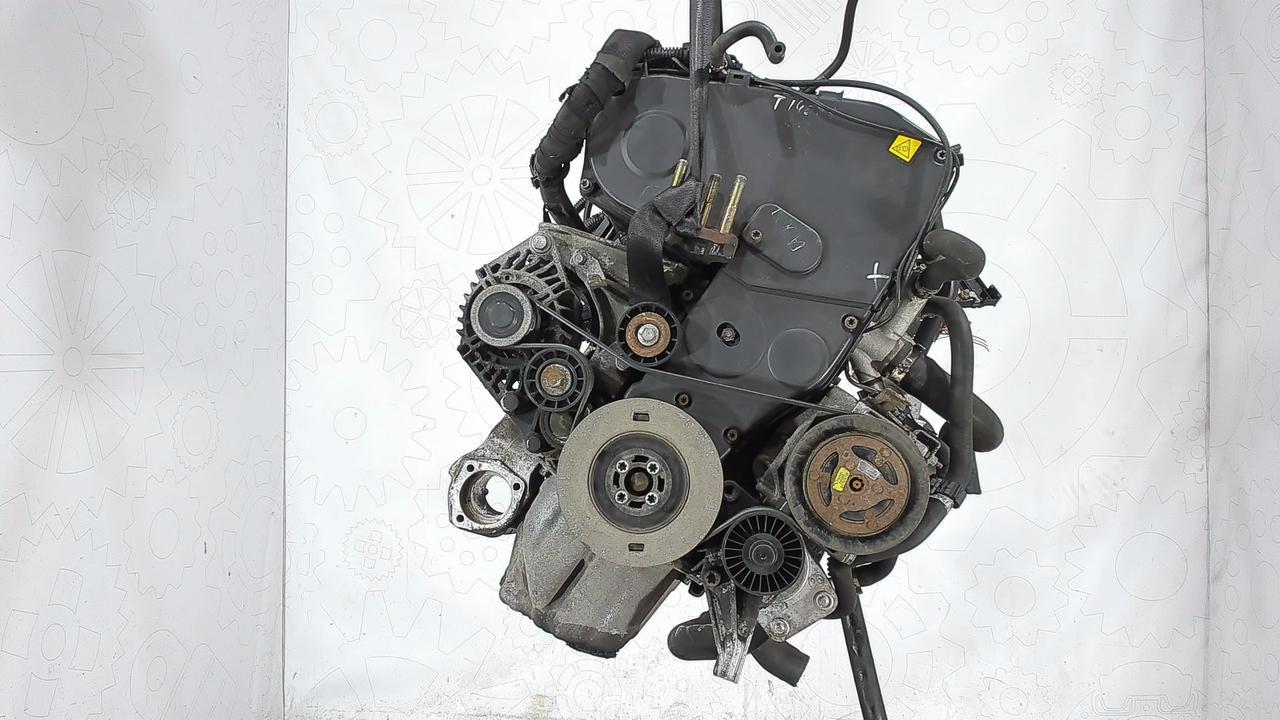 Двигатель (ДВС) Fiat Stilo 1.9 л Дизель
