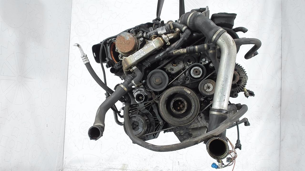 Двигатель (ДВС) BMW 5 E60  2.5 л Дизель