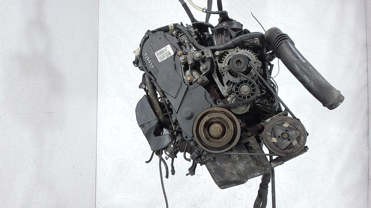 Двигатель (ДВС) Volvo V50  2 л Дизель