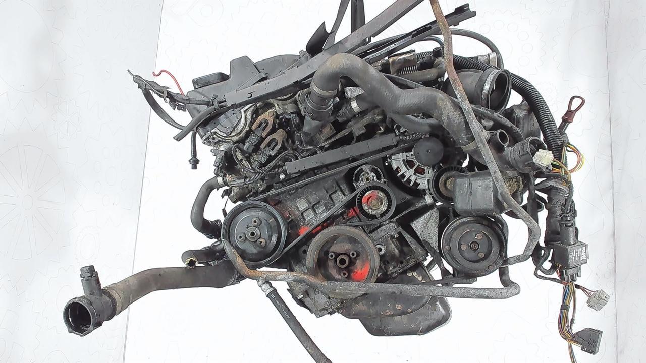 Двигатель (ДВС) BMW 3 E46  2 л Бензин