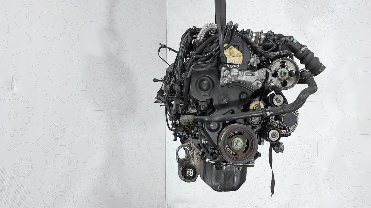 Двигатель (ДВС) Citroen Berlingo  1.6 л Дизель