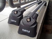 Багажник Turtle Air 3 на штатные места cеребро