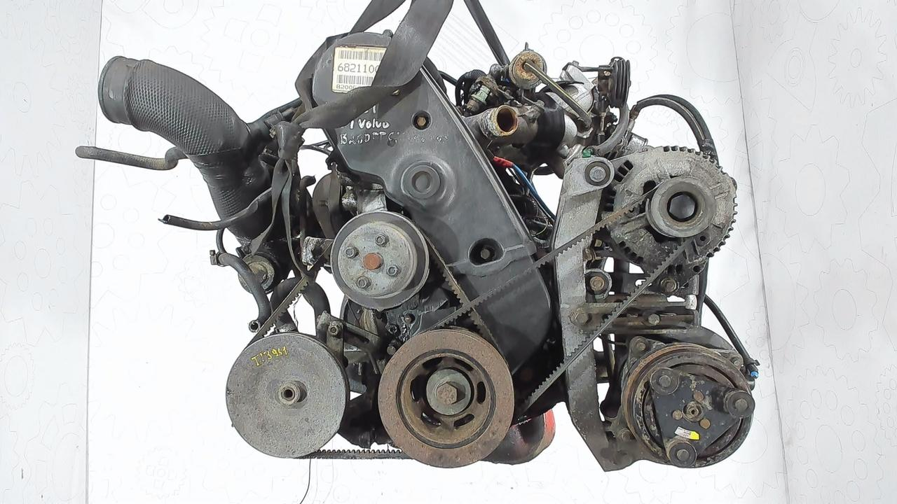 Двигатель (ДВС) Volvo 940 2 л Бензин