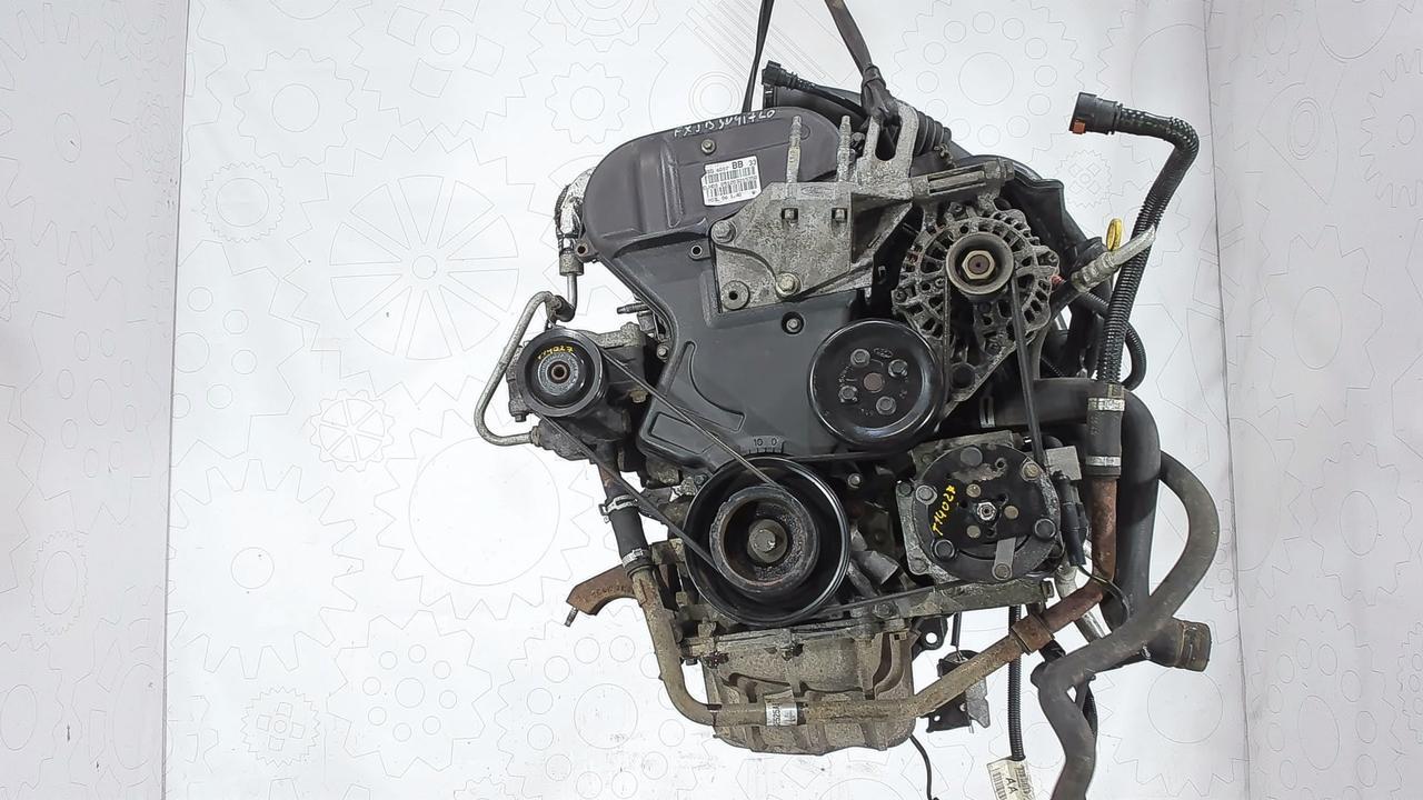 Двигатель (ДВС) Ford Fusion  1.4 л Бензин