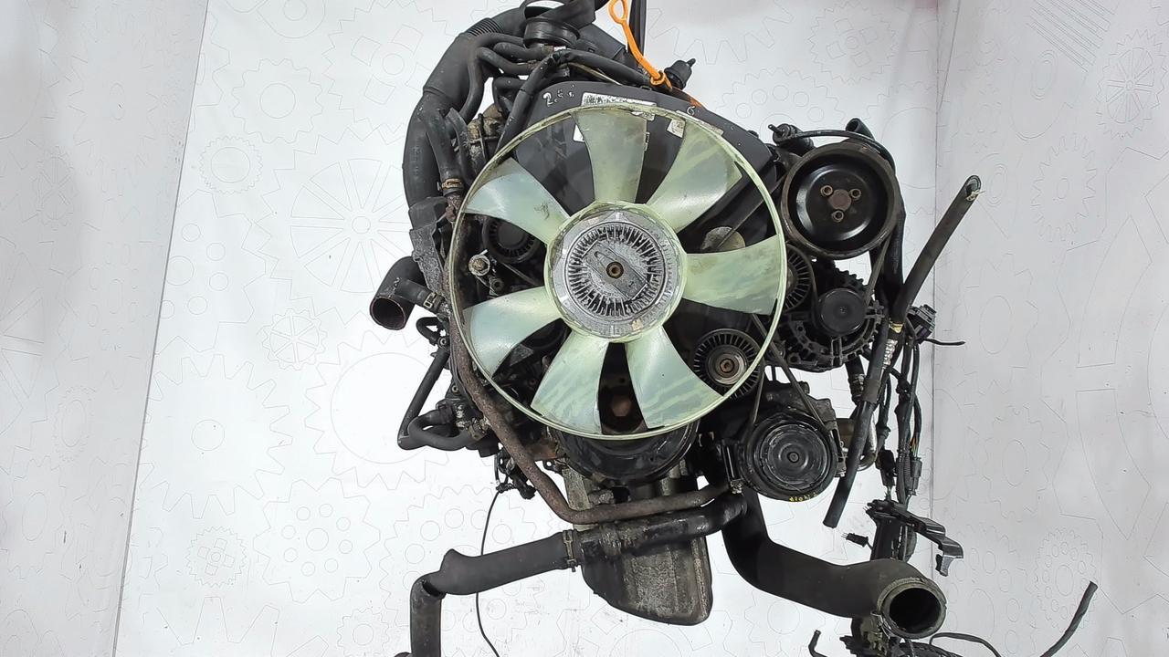 Двигатель (ДВС) Volkswagen Crafter 2.5 л Дизель