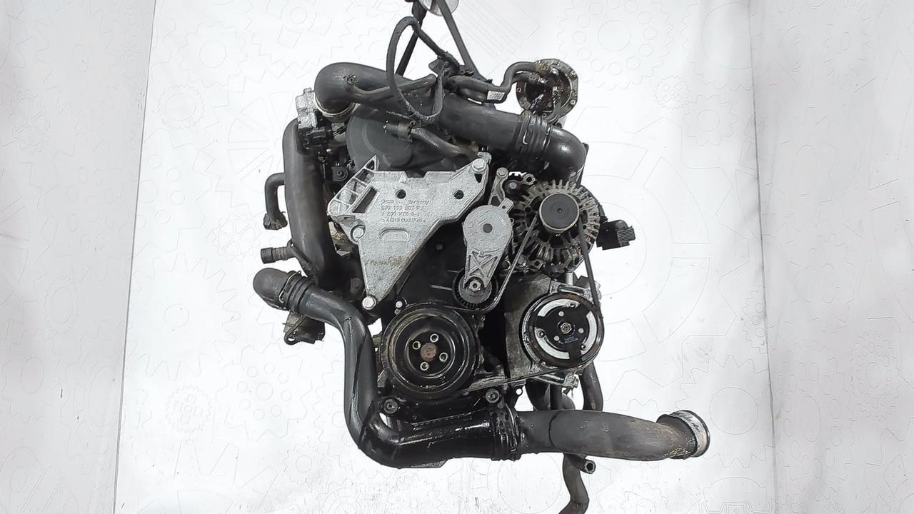 Двигатель (ДВС) Seat Leon 2  1.9 л Дизель