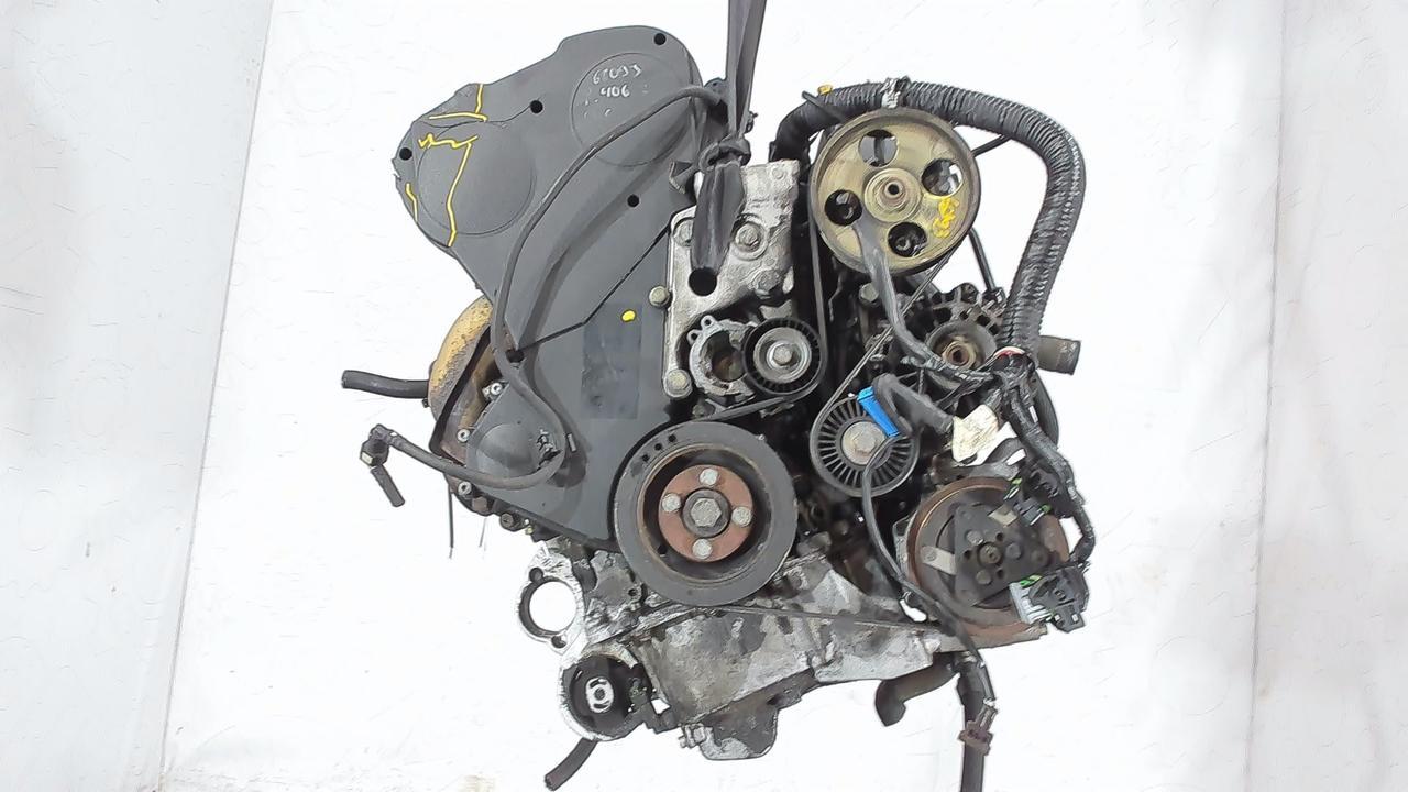 Двигатель (ДВС) Peugeot 406 2 л Бензин
