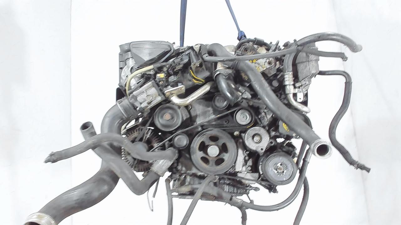 Двигатель (ДВС) Mercedes E W211  3 л Дизель